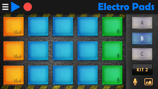 Electro Pads screenshot