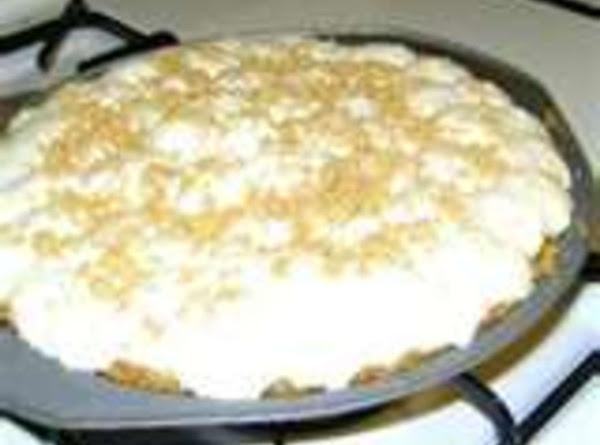 Heavenly Peanut Butter Pie Recipe