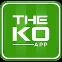 The KO App icon