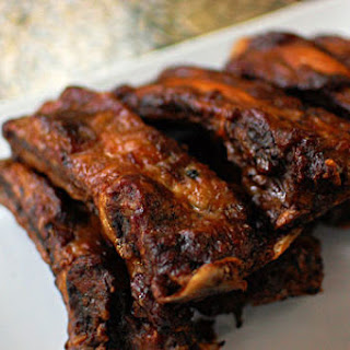 Ann Herrmann's Maple Barbecue Ribs.