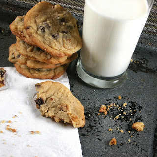 The Best Chocolate Chip Cookie Recipe Ever.