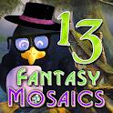Fantasy Mosaics 13: Unexpected Visitor icon