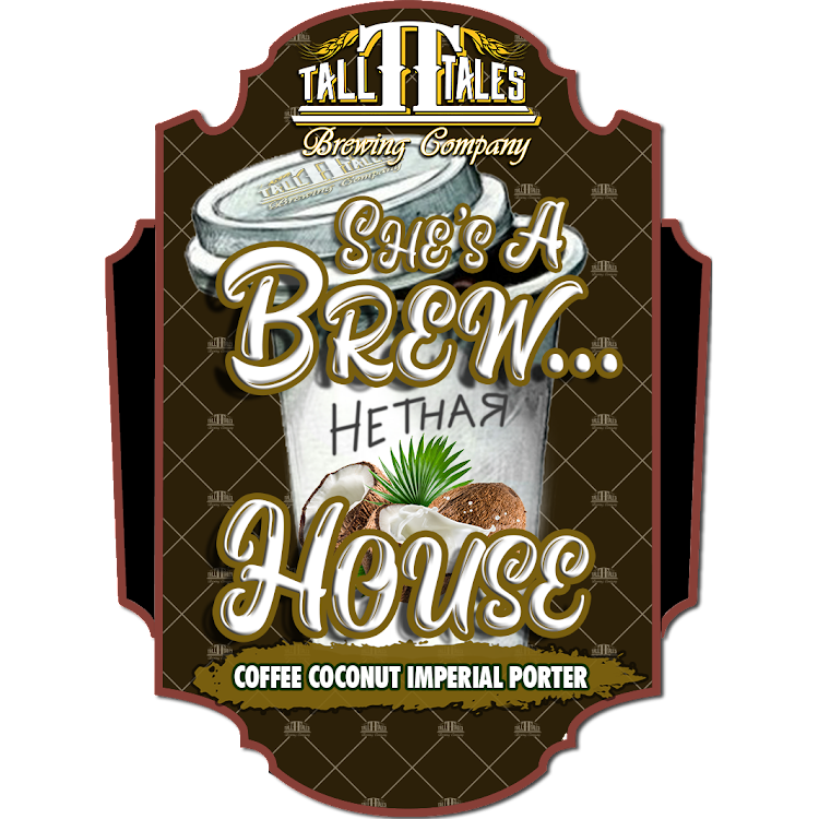Logo of Tall Tales She's A Brew...House