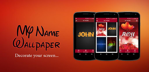 My Name Wallpaper Apps On Google Play