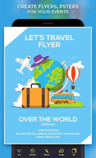Foto do Flyer Maker Poster Maker 2020 free Banner Maker