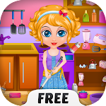 Sana House Cleaning-Girl Game Icon