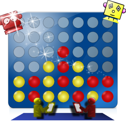 aFourWins [Connect 4 type] (game)