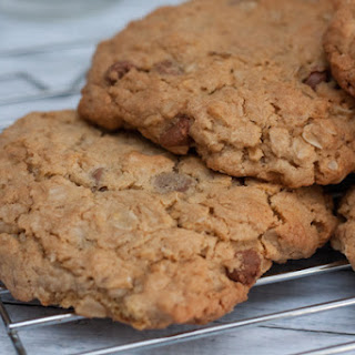 Oatmeal Chocolate Chip Lactation Cookies.
