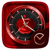 RedApple GO Clock Themes