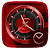 RedApple GO Clock Themes file APK for Gaming PC/PS3/PS4 Smart TV