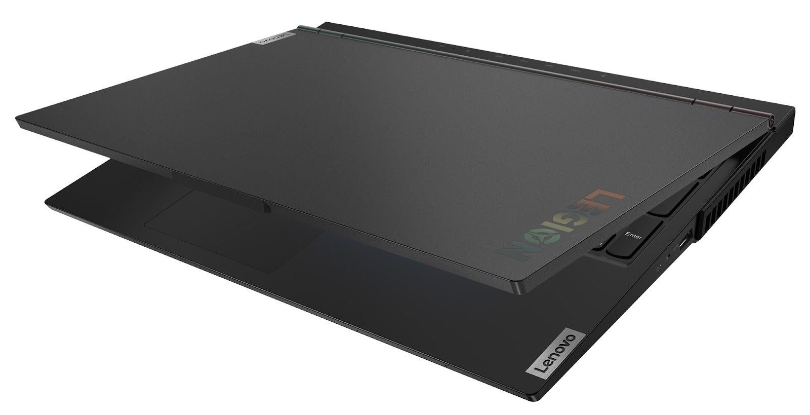 Фото 3. Ноутбук Lenovo Legion 5 15IMH05H Phantom Black (81Y600CXRE)