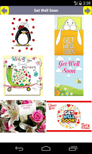 Get Well Card & GIF - náhled