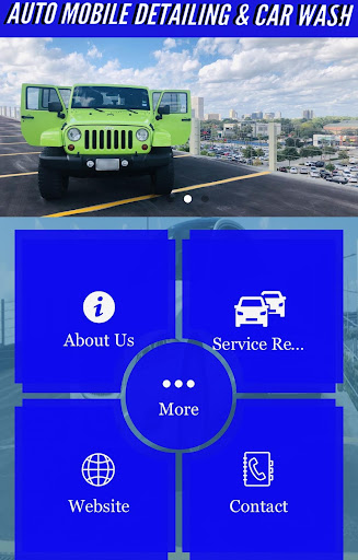 Screenshot for Auto Mobile Detailing in United States Play Store