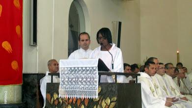 Photo: Ordenação Diaconal de Valdemir,  Daniel  & Reginaldo.