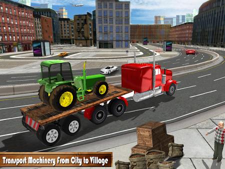 Farming Tractor Simulator 2016 1.1.2 screenshot 721812