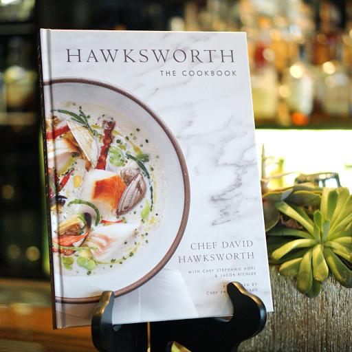 Hawksworth: The Cookbook