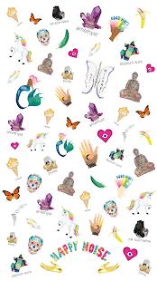 Happy Noise Emojis - náhled