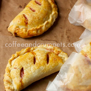 Apple Rhubarb Hand Pies | Father'S Day Recipe