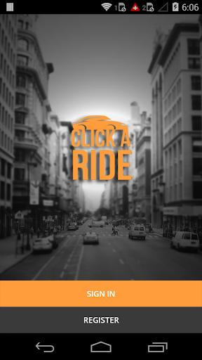 Click-A-Ride Driver