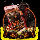 Scary Happy Halloween Theme icon