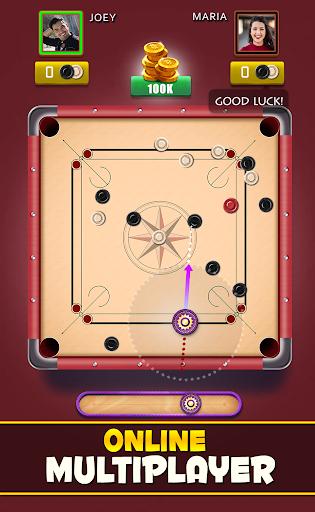 Carrom Club : A Disc Pool Carrom Board Multiplayer Apk 1
