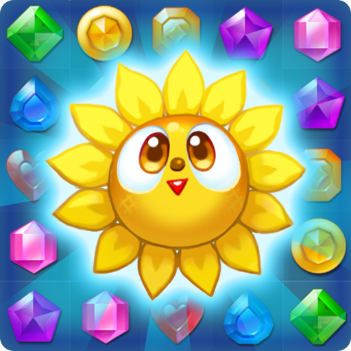 Jewel Garden : Match3 Puzzle