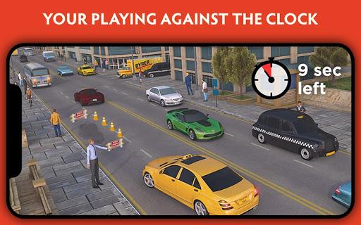 Falcon Taxis Gameplay 1.1 screenshots 1