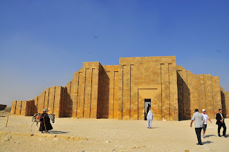 Photo: Saqqara Necropolis