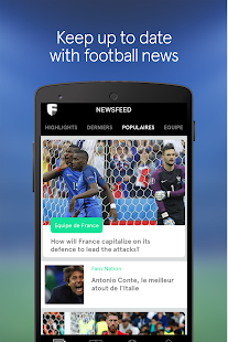 Fans Nation Football- screenshot thumbnail