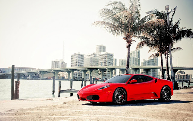 Ferrari F430 Tab