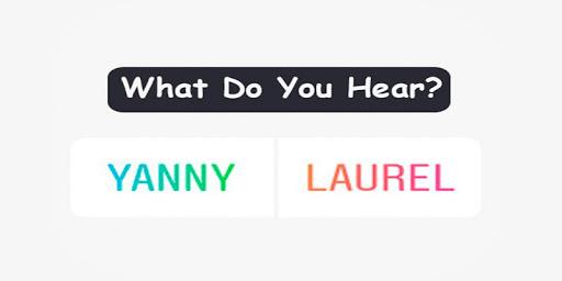Yanny or Laurel? ss2