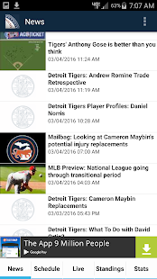 Detroit Baseball Tigers Edition - náhled