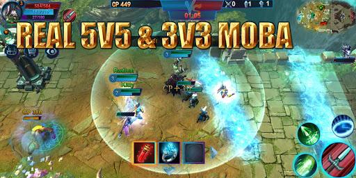 Heroes of Moba cheat screenshots 2