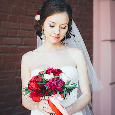 Wedding photographer Irina Andreeva (sunshine63). Photo of 27.06.2016