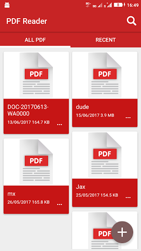 PDF Reader Viewer 2020 screenshot 2
