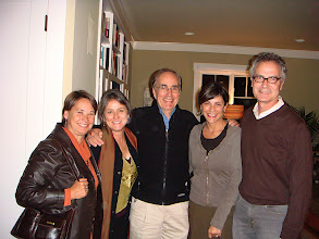 Photo: Lynn, Joan, Dave, Pam & Frank Stapleton Oct 2007