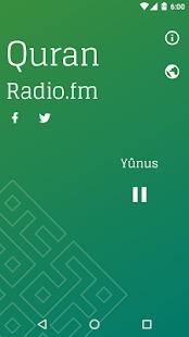 QuranRadio Screenshot