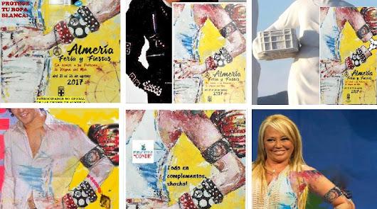 Polémica por el cartel de la Feria de Almería
