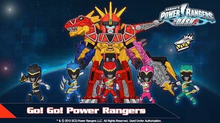 Power Rangers Dash 1.5.2 screenshot 261670