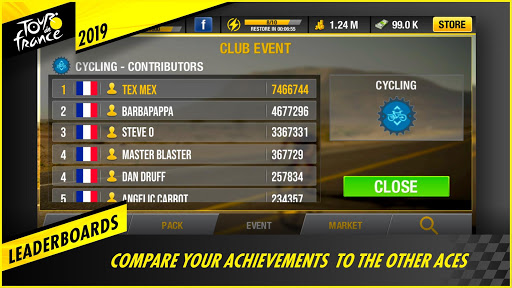 Tour de France 2019 Official Game - Sports Manager apkdebit screenshots 8