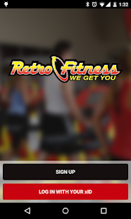 Retro Fitness- screenshot thumbnail