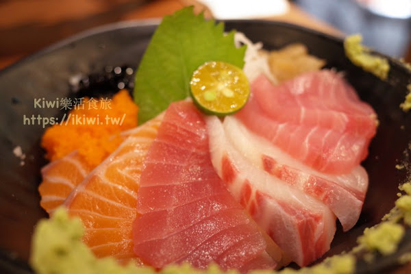 桀壽司日本料理 平價美食超鮮生魚片 新光店