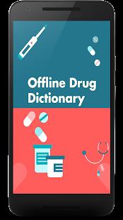 Offline Drug Dictionary - Medical, Free - náhled