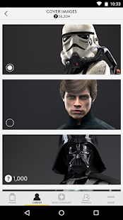 SW Battlefront Companion- screenshot thumbnail