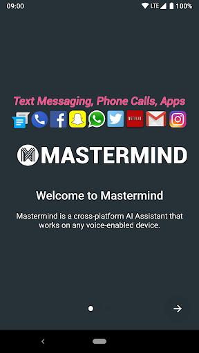 Mastermind Voice AI - Alexa, Google & workplace AI 2.0.1-PROD screenshots 3