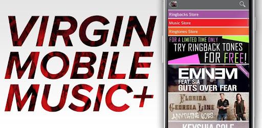 Virgin Mobile Music+ - Apps on Google Play