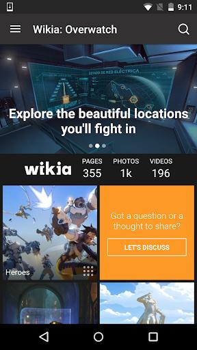 Wikia: Overwatch