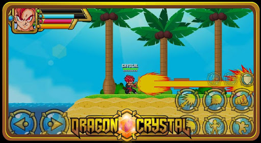 Dragon Crystal - Arena Online  captures d'écran 2