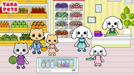 Yasa Pets Town screenshot 8
