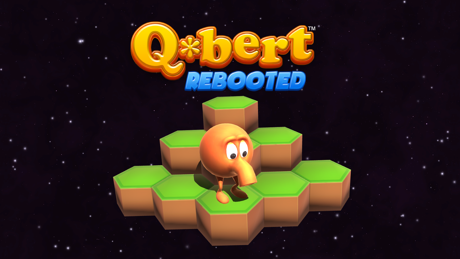 Q*Bert Rebooted:SHIELD Edition - Android Apps on Google Play